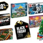 LEGO Black Friday 2019 - 02.12. - Titelbild