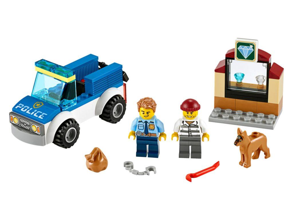 LEGO® City 60241 Polizeihundestaffel | ©LEGO Gruppe