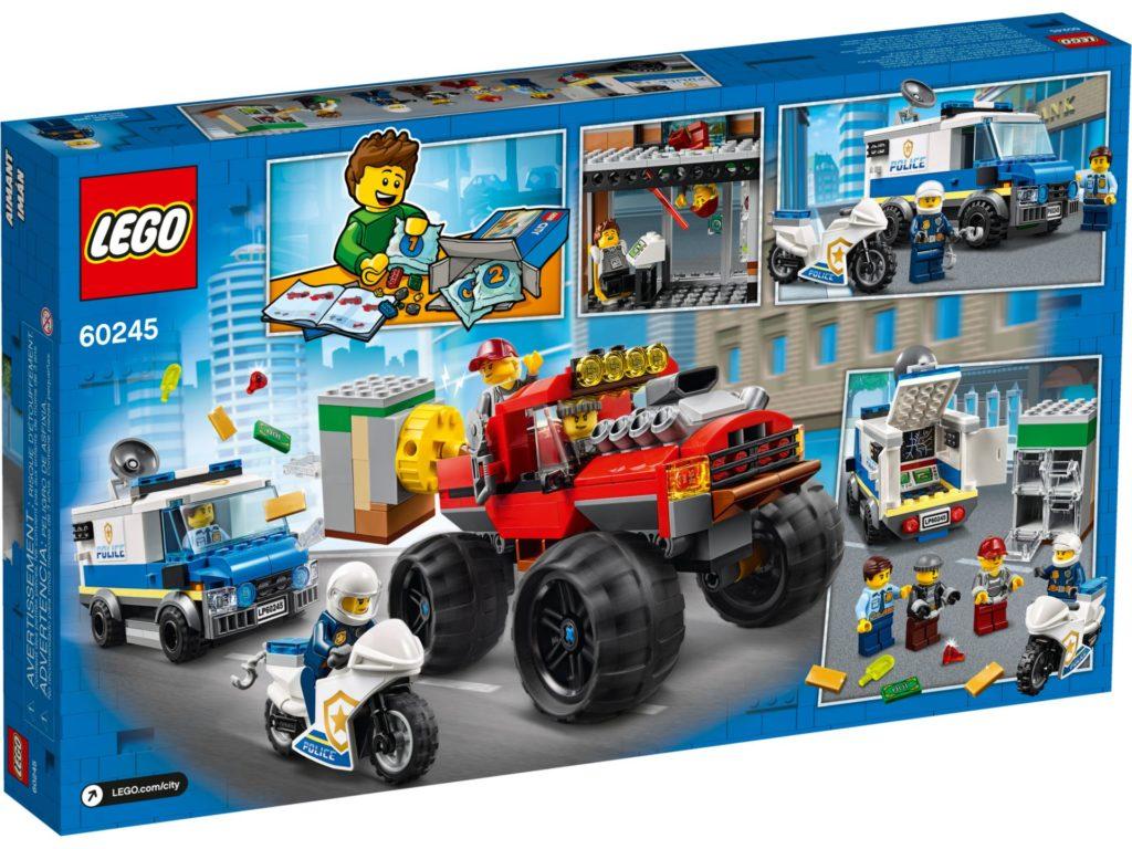 LEGO® City 60245 Police Monster Truck Heist | ©LEGO Gruppe