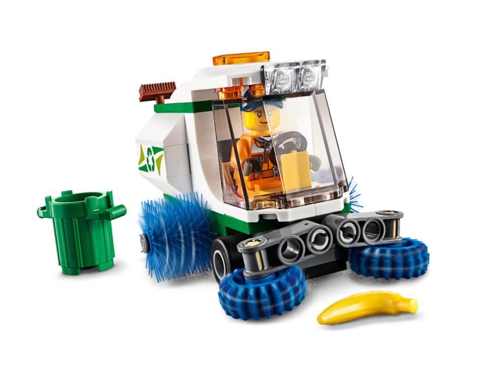LEGO® City 60249 Straßenkehrmaschine | ©LEGO Gruppe