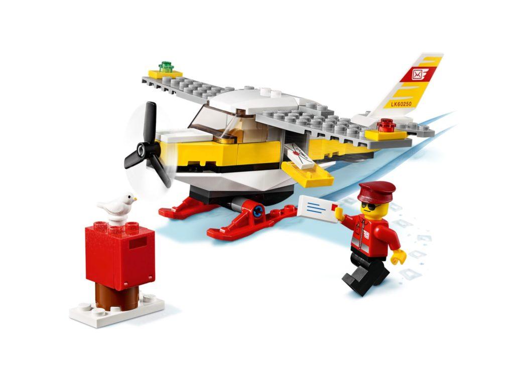 LEGO® City 60250 Postflugzeug | ©LEGO Gruppe