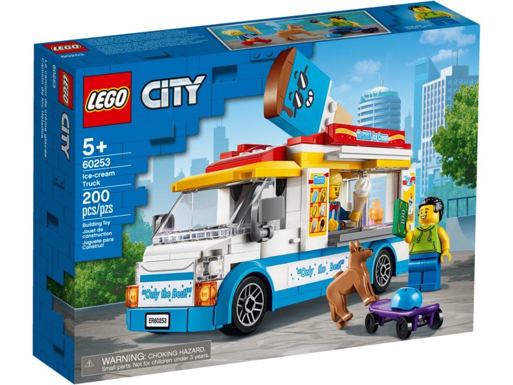 LEGO® City 60253 Eiswagen | ©LEGO Gruppe