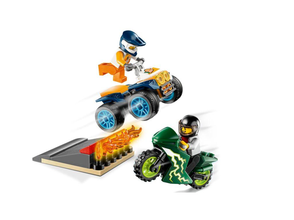 LEGO® City 60255 Stunt Team | ©LEGO Gruppe