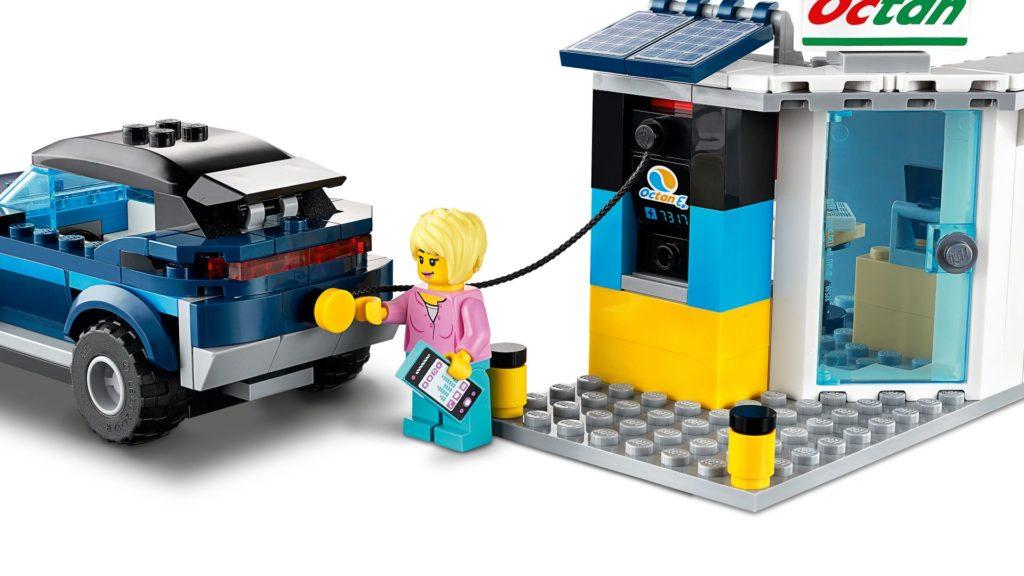 LEGO® City 60257 Tankstelle | ©LEGO Gruppe