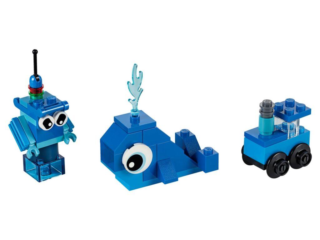 LEGO® Classic 11006 Creative Blue Bricks | ©LEGO Gruppe