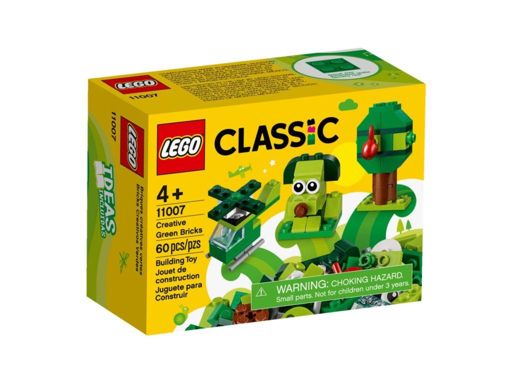LEGO® Classic 11007 Creative Green Bricks | ©LEGO Gruppe