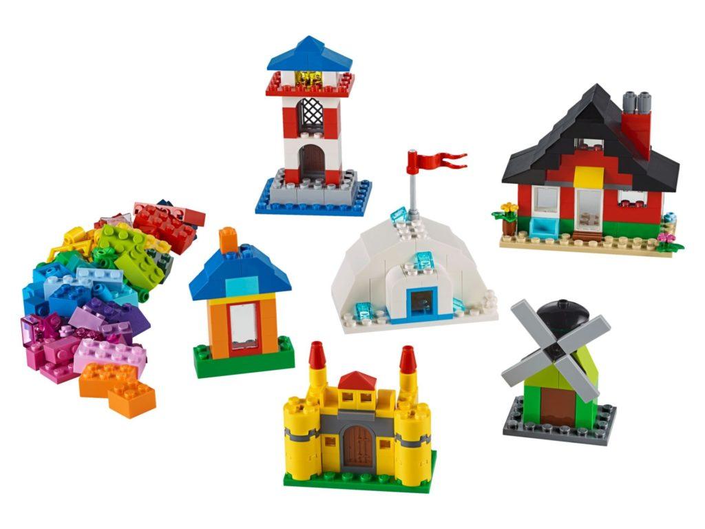 LEGO® Classic 11008 Bricks and Houses | ©LEGO Gruppe
