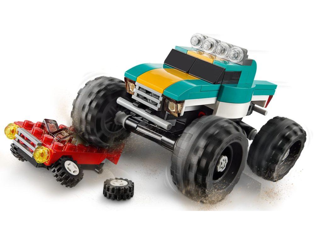 LEGO® Creator 3-in-1 31101 Monster Truck | ©LEGO Gruppe