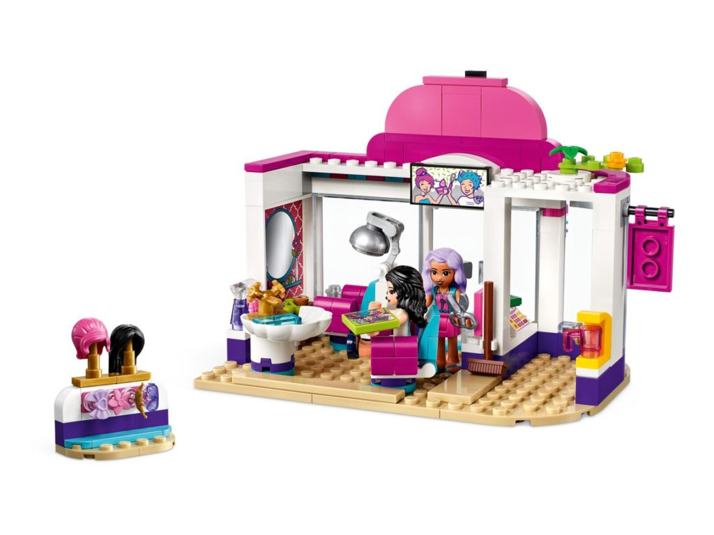 LEGO® Friends 41391 Friseursalon von Heartlake City | ©LEGO Gruppe