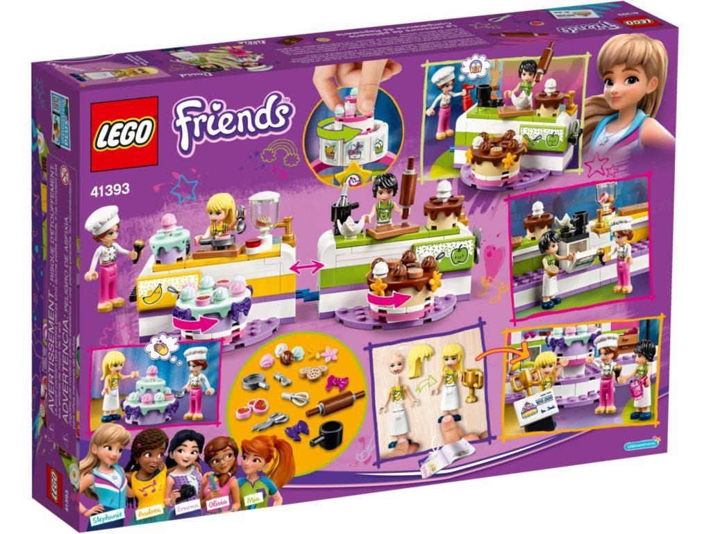 LEGO® Friends 41393 Die große Backshow | ©LEGO Gruppe