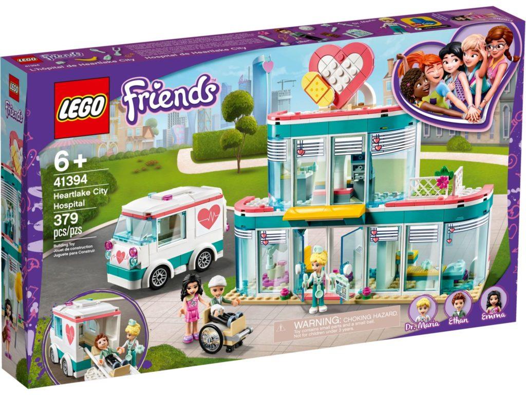 LEGO® Friends 41394 Krankenhaus von Heartlake City | ©LEGO Gruppe