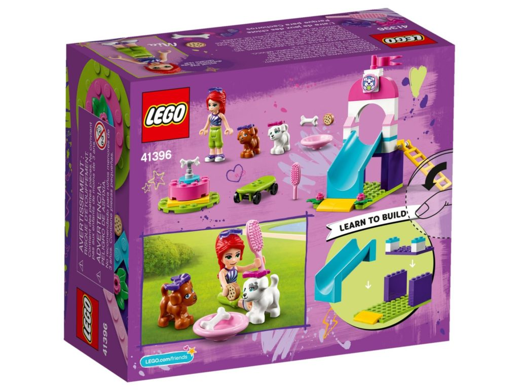 LEGO® Friends 41396 Welpenspielplatz | ©LEGO Gruppe