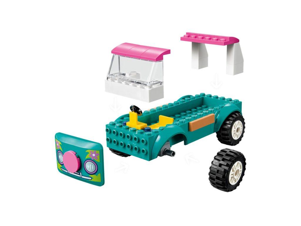 LEGO® Friends 41397 Mobile Strandbar | ©LEGO Gruppe