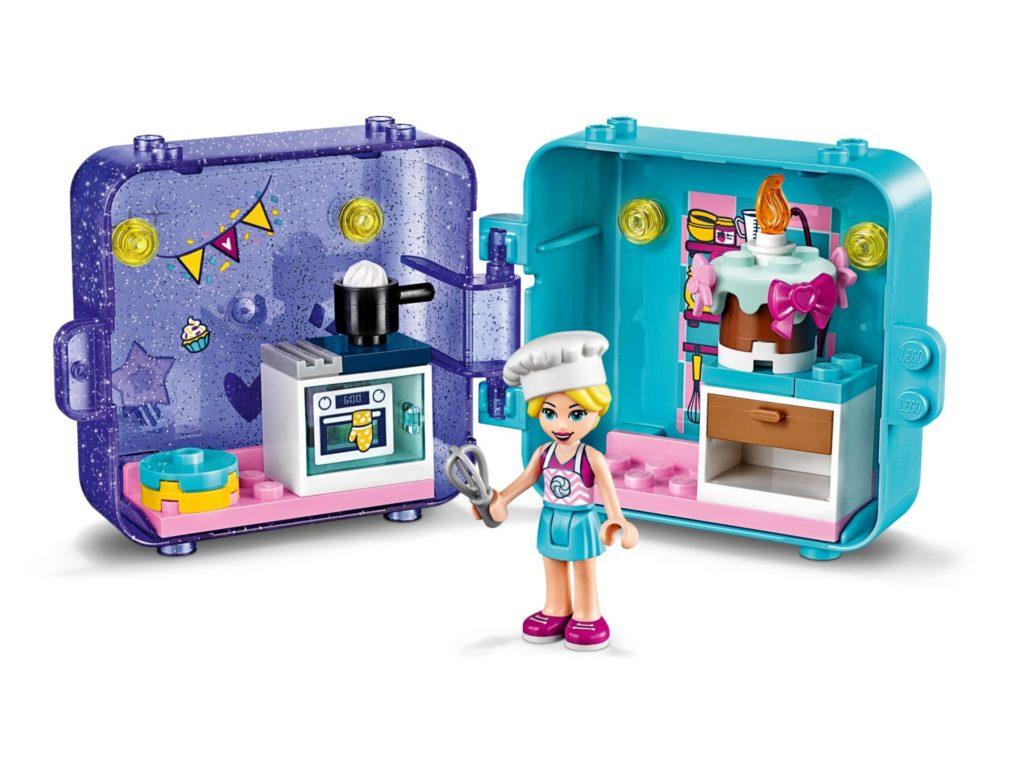 LEGO® Friends 41401 Stephanie's Play Cube | ©LEGO Gruppe