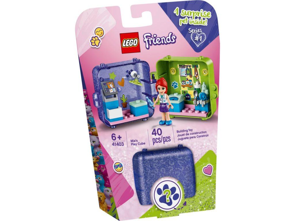 LEGO® Friends 41403 Mia's Play Cube | ©LEGO Gruppe
