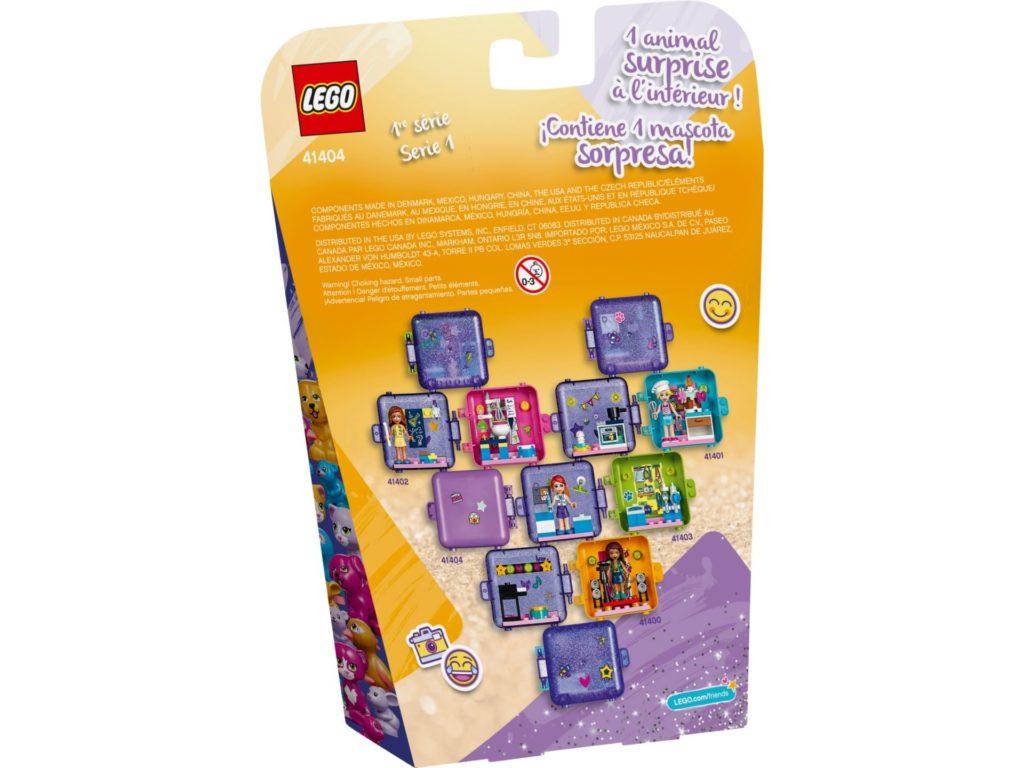 LEGO® Friends 41404 Emma's Play Cube | ©LEGO Gruppe