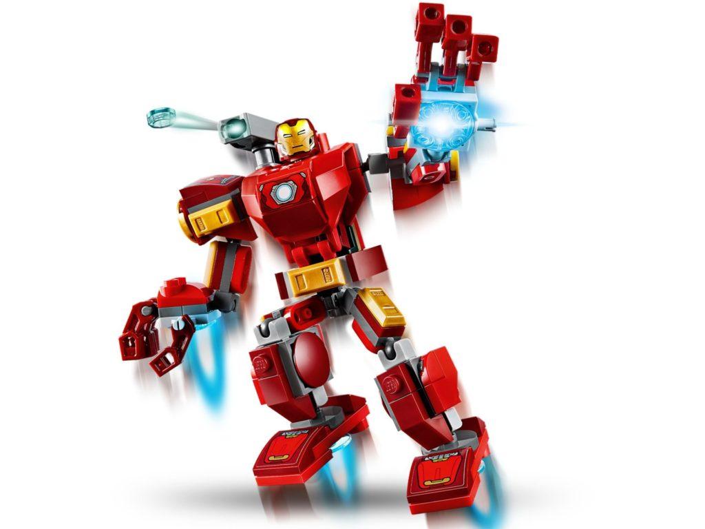 LEGO® Marvel Avengers 76140 Iron Man Mech | ©LEGO Gruppe