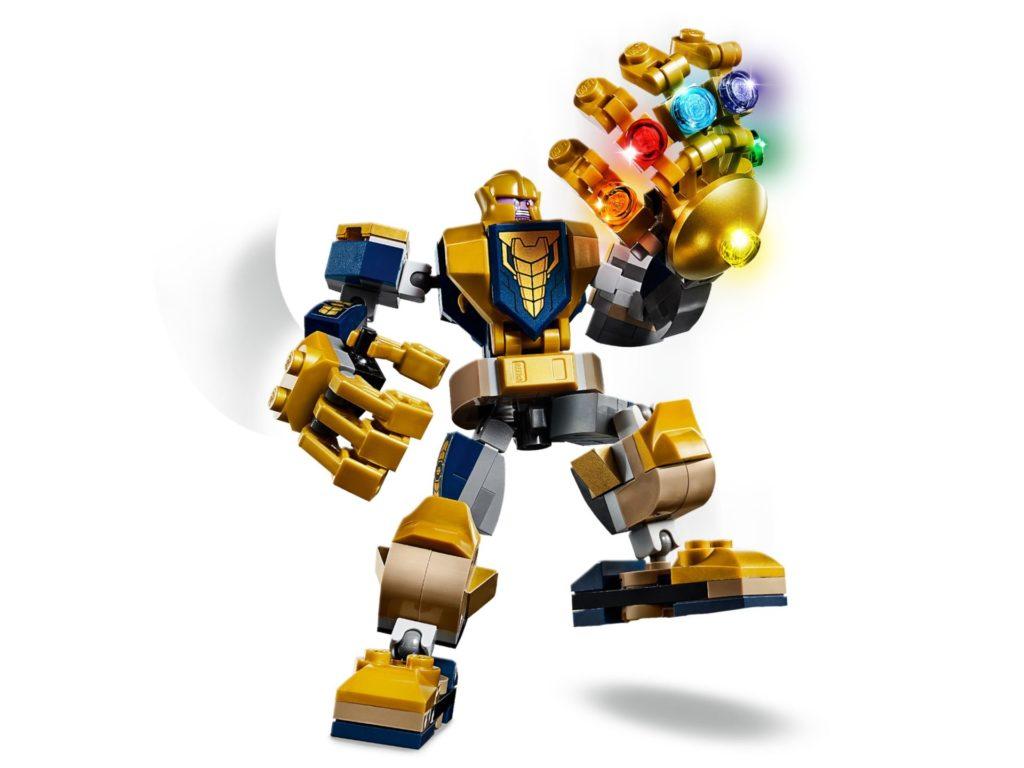 LEGO® Marvel Avengers 76141 Thanos Mech | ©LEGO Gruppe
