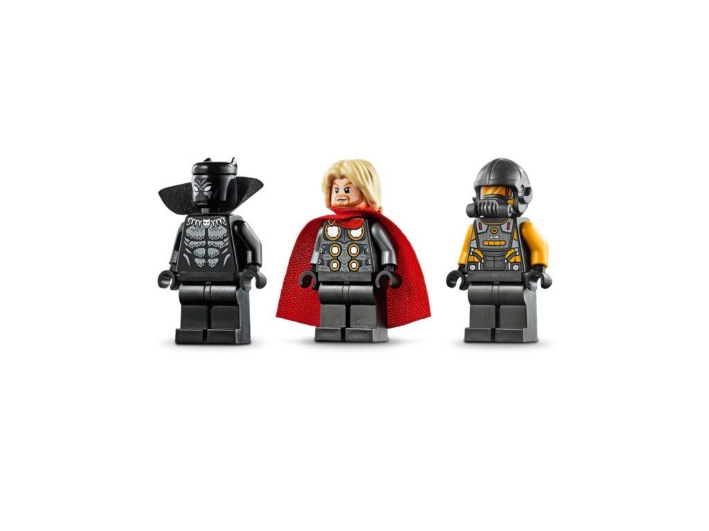 LEGO® Marvel Avengers 76142 Speeder Bike Attack | ©LEGO Gruppe