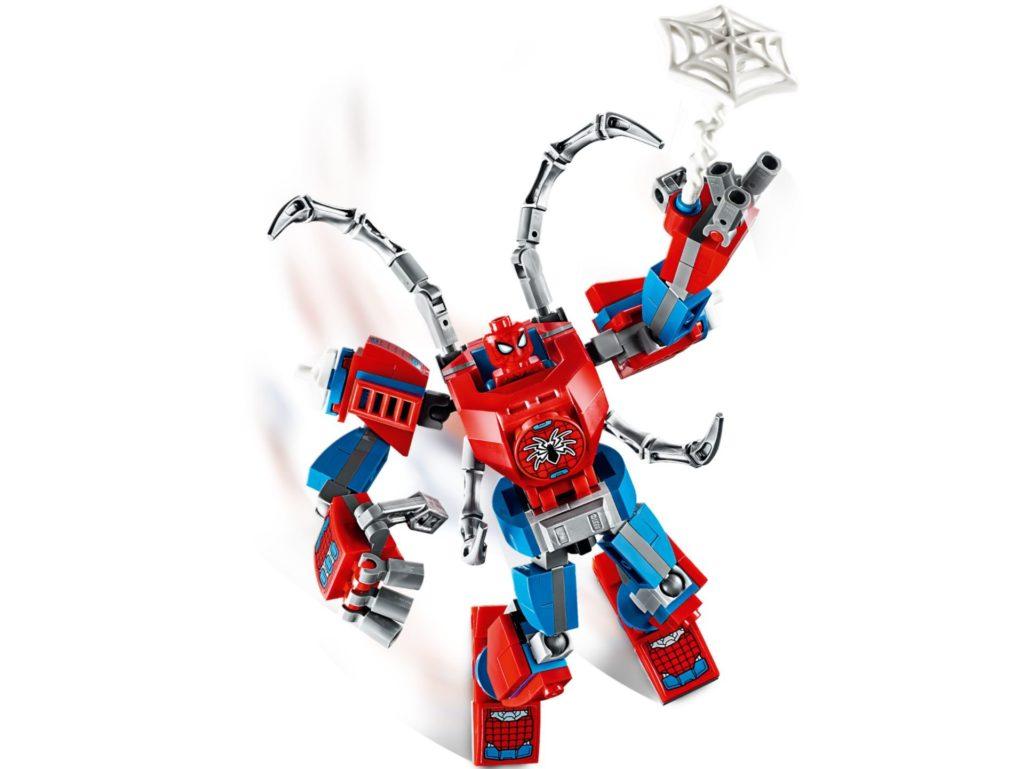 LEGO® Marvel Spider-Man 76146 Spider-Man Mech | ©LEGO Gruppe