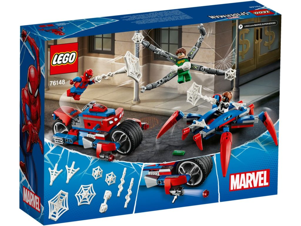 LEGO® Marvel Spider-Man 76148 Spider-Man vs. Doc Ock | ©LEGO Gruppe