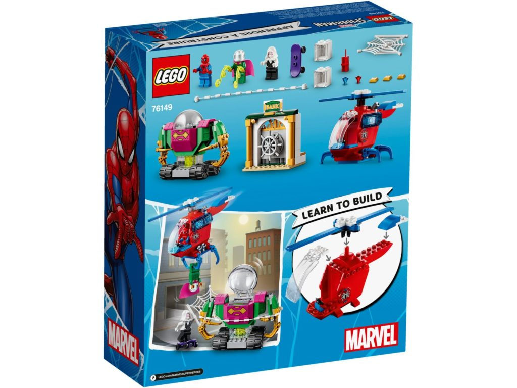 LEGO® Marvel Spider-Man 76149 The Menace of Mysterio | ©LEGO Gruppe