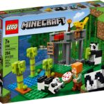 LEGO® Minecraft 21158 The Panda Nursery | ©LEGO Gruppe
