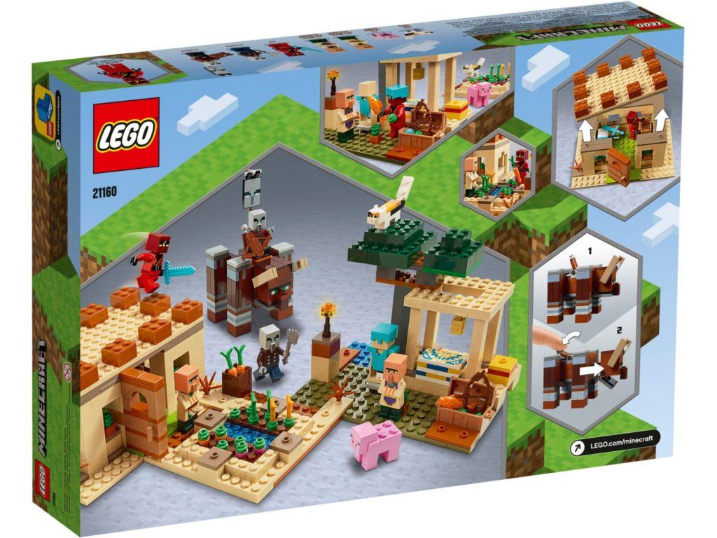 LEGO® Minecraft 21160 The Illager Raid | ©LEGO Gruppe