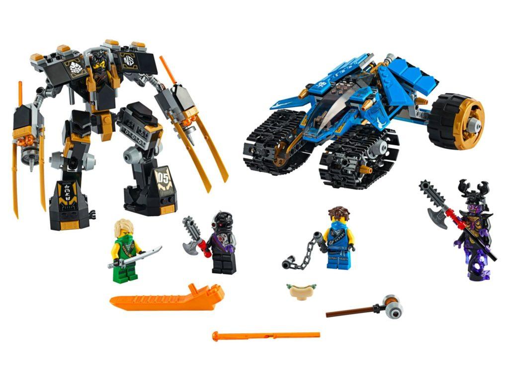 LEGO® Ninjago 71699 Thunder Raider | ©LEGO Gruppe