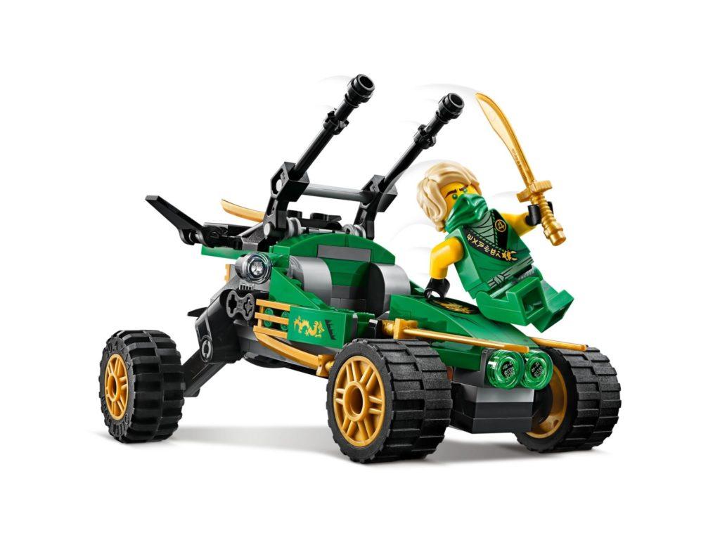 LEGO® Ninjago 71700 Jungle Raider | ©LEGO Gruppe
