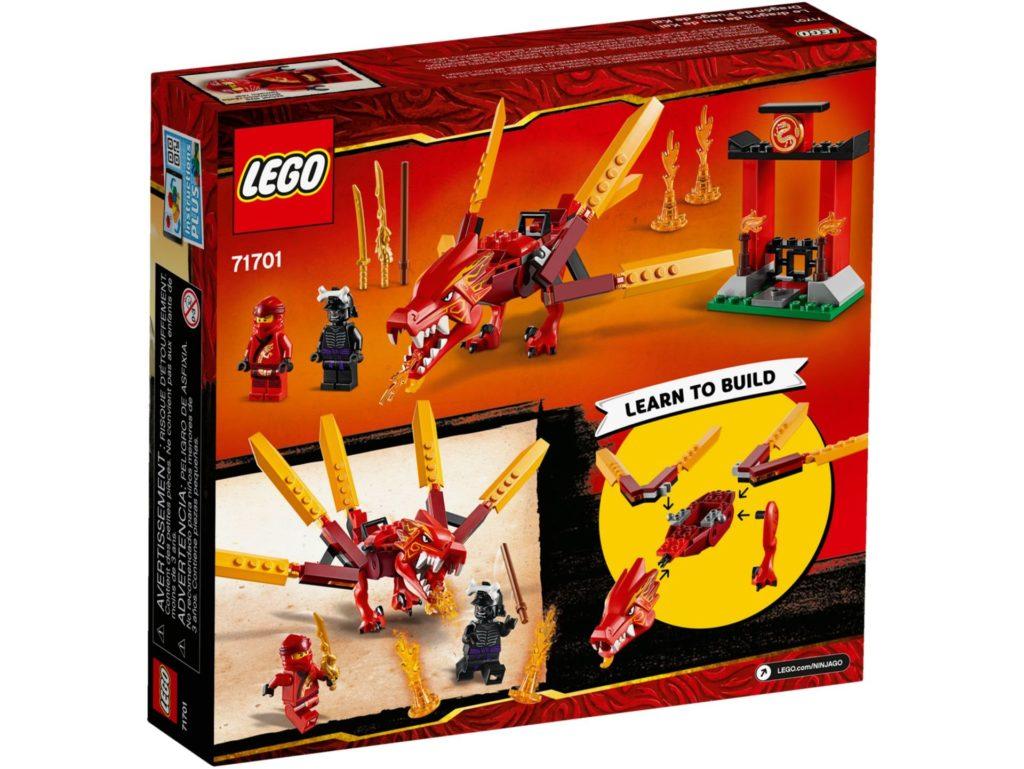 LEGO® Ninjago 71701 Kai's Fire Dragon | ©LEGO Gruppe