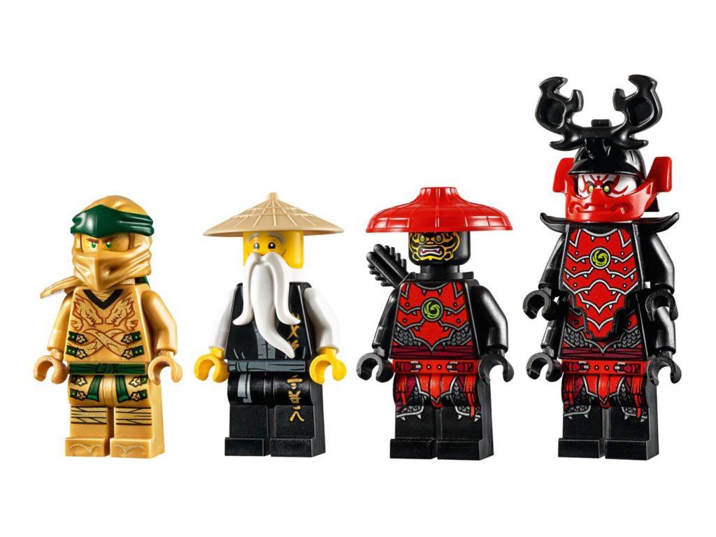 LEGO® Ninjago 71702 Golden Mech | ©LEGO Gruppe