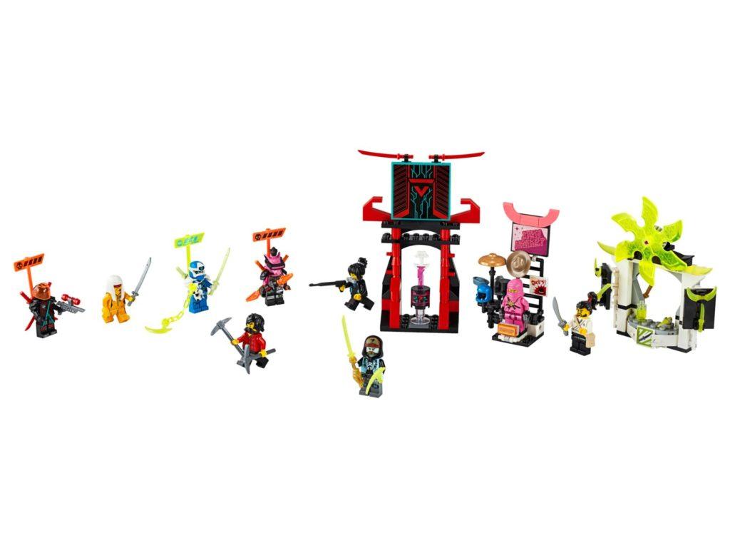 LEGO® Ninjago 71708 Gamer's Market | ©LEGO Gruppe