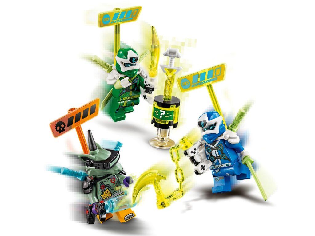 LEGO® Ninjago 71709 Jay and Lloyd's Velocity Racers | ©LEGO Gruppe