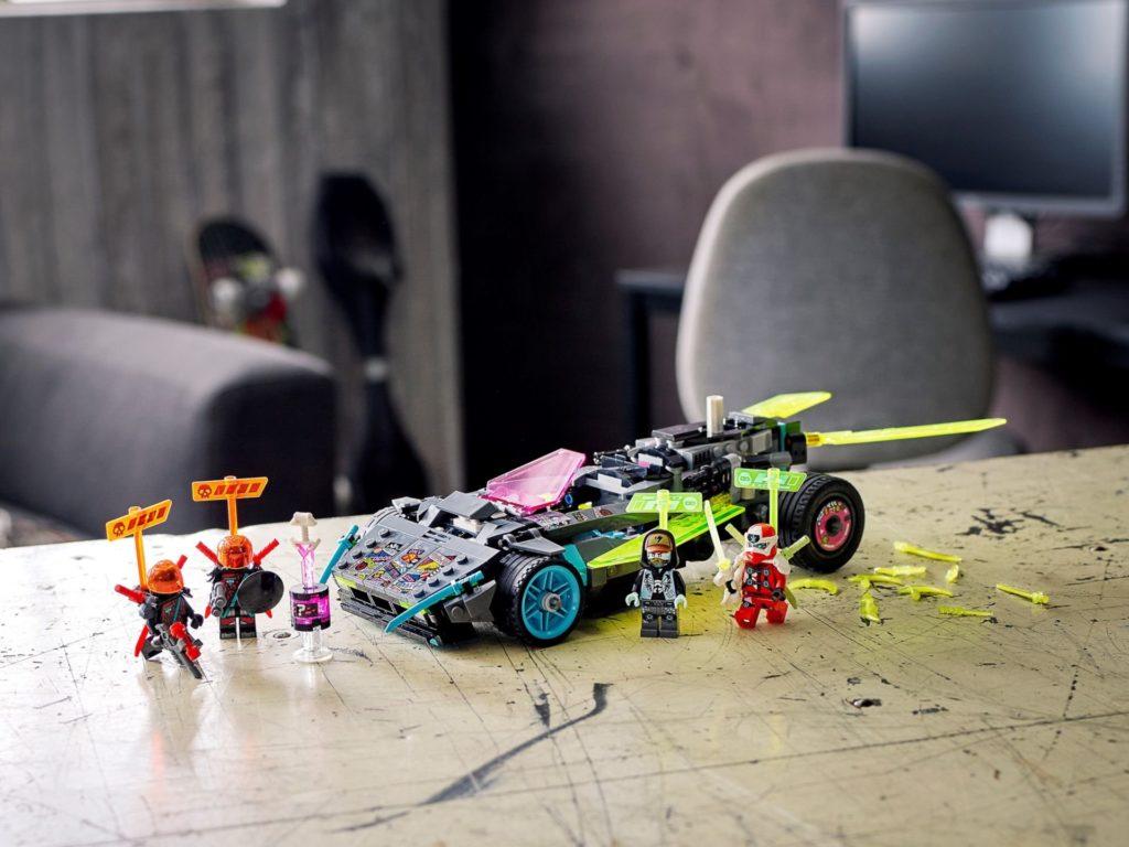 LEGO® Ninjago 71710 Ninja Tuner Car | ©LEGO Gruppe