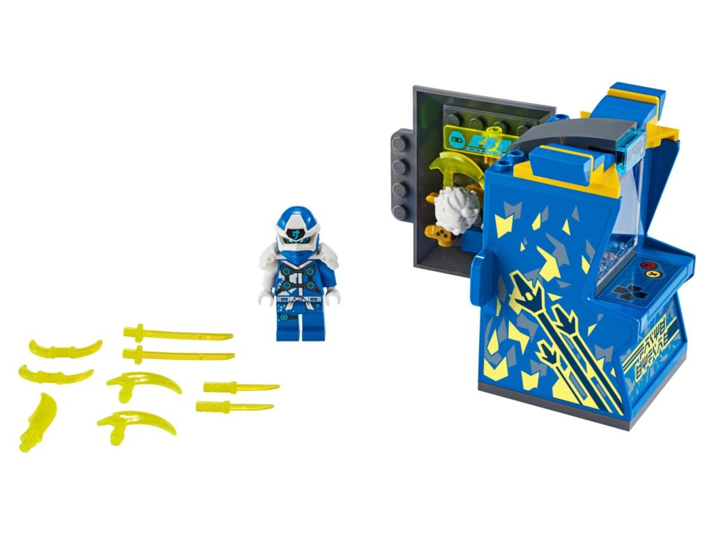 LEGO® Ninjago 71715 Jay | ©LEGO Gruppe