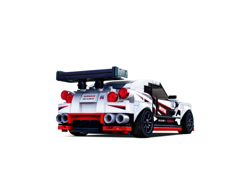 LEGO® Speed Champions 76896 Nissan GT-R NISMO | ©LEGO Gruppe