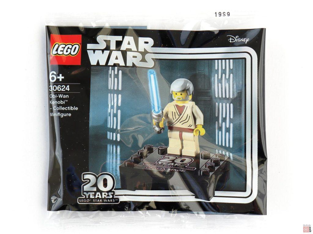 LEGO Star Wars 30624 Obi-Wan Kenobi Minifigur - Polybag | ©2019 Brickzeit