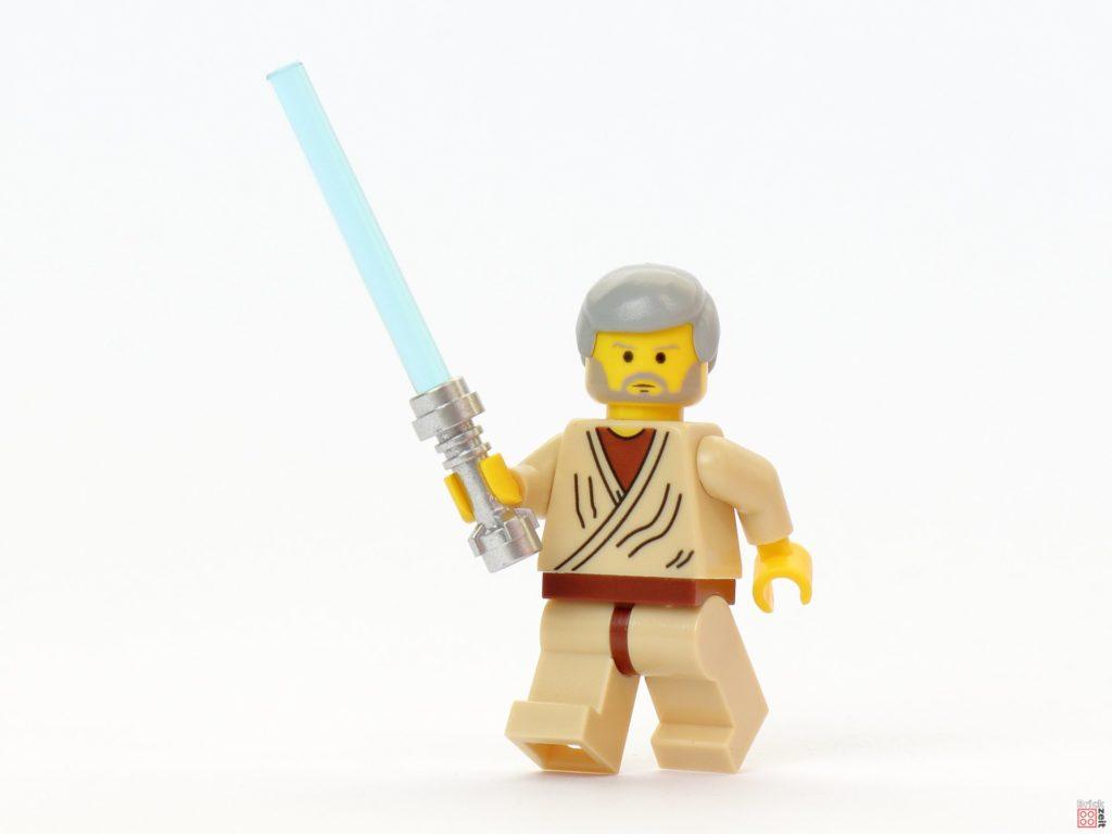 LEGO Star Wars 30624 Obi-Wan Kenobi Minifigur mit Lichtschwert | ©2019 Brickzeit