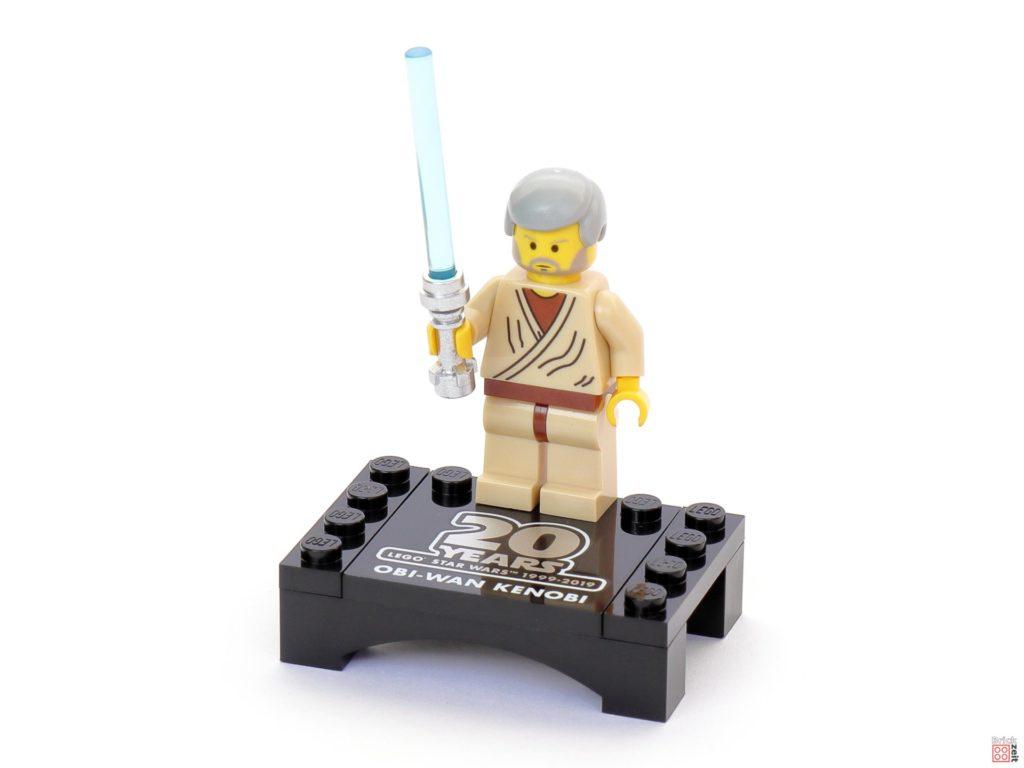 LEGO Star Wars 30624 Obi-Wan Kenobi Minifigur | ©2019 Brickzeit