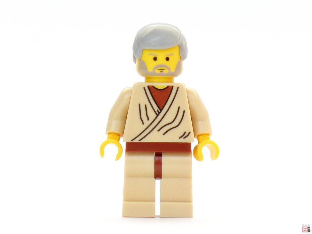 LEGO Star Wars 30624 Obi-Wan Kenobi Minifigur, Vorderseite | ©2019 Brickzeit