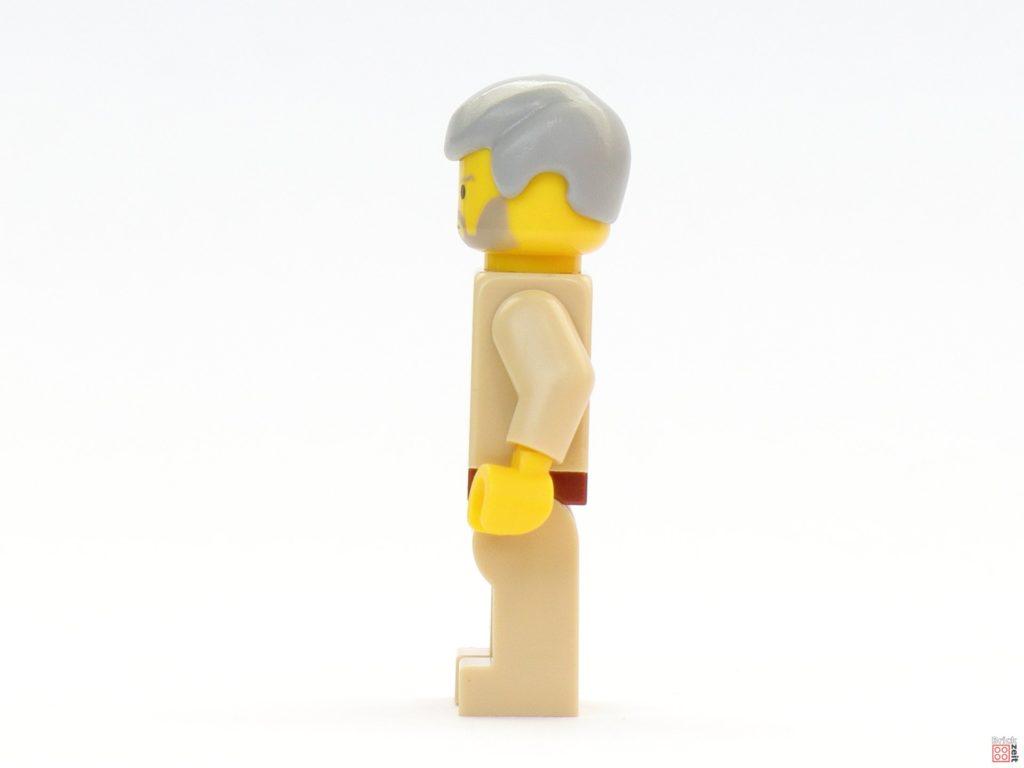 LEGO Star Wars 30624 Obi-Wan Kenobi Minifigur, linke Seite | ©2019 Brickzeit