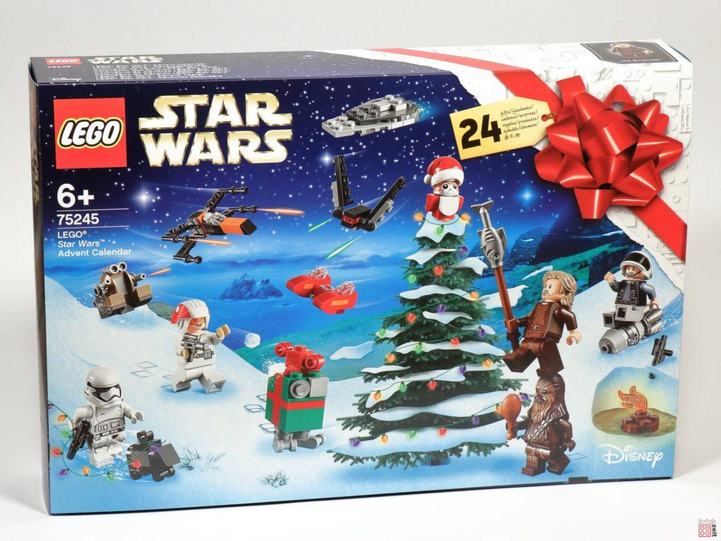 LEGO Star Wars 75245 Adventskalender 2019 | ©2019 Brickzeit