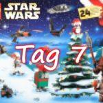 Tür 7 - LEGO Star Wars 75245 Adventskalender 2019 | ©2019 Brickzeit