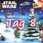 Tür 8 - LEGO Star Wars 75245 Adventskalender 2019 | ©2019 Brickzeit
