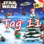 Tür 11 - LEGO Star Wars 75245 Adventskalender 2019 | ©2019 Brickzeit