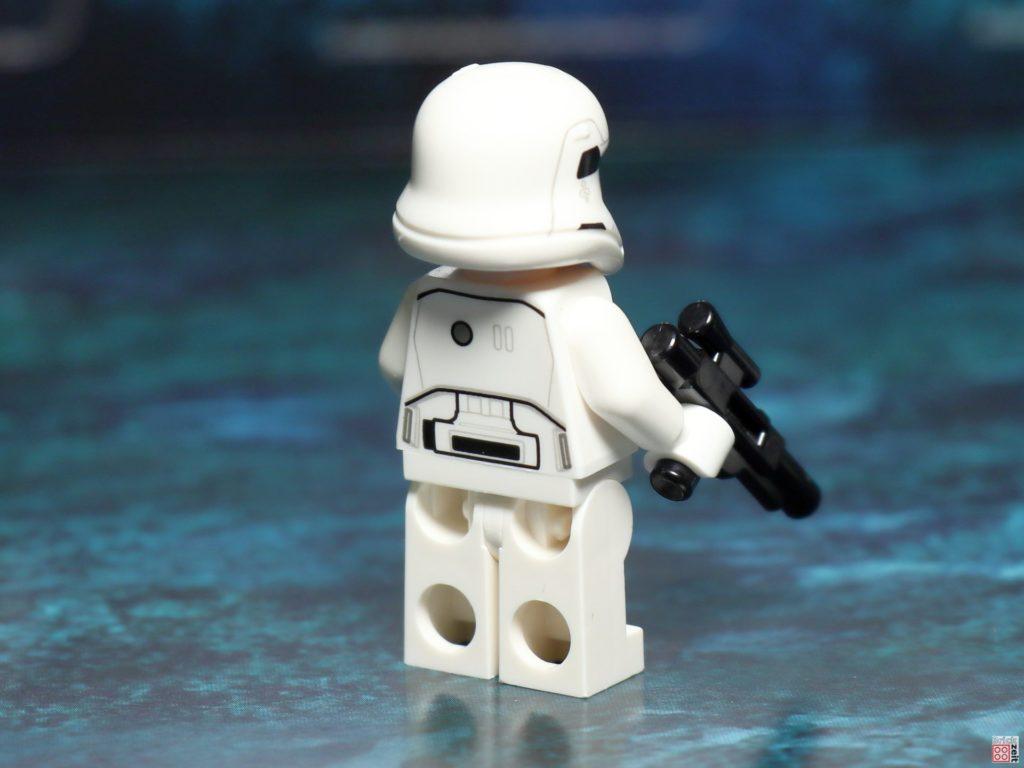 LEGO 75245 - First Order Stormtrooper, Vorderseite   ©2019 Brickzeit