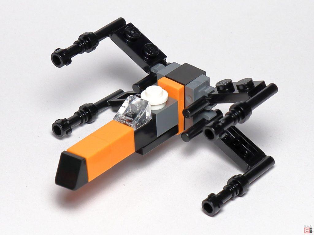 LEGO 75245 - Poe Damerons X-Wing, Vorderseite | ©2019 Brickzeit