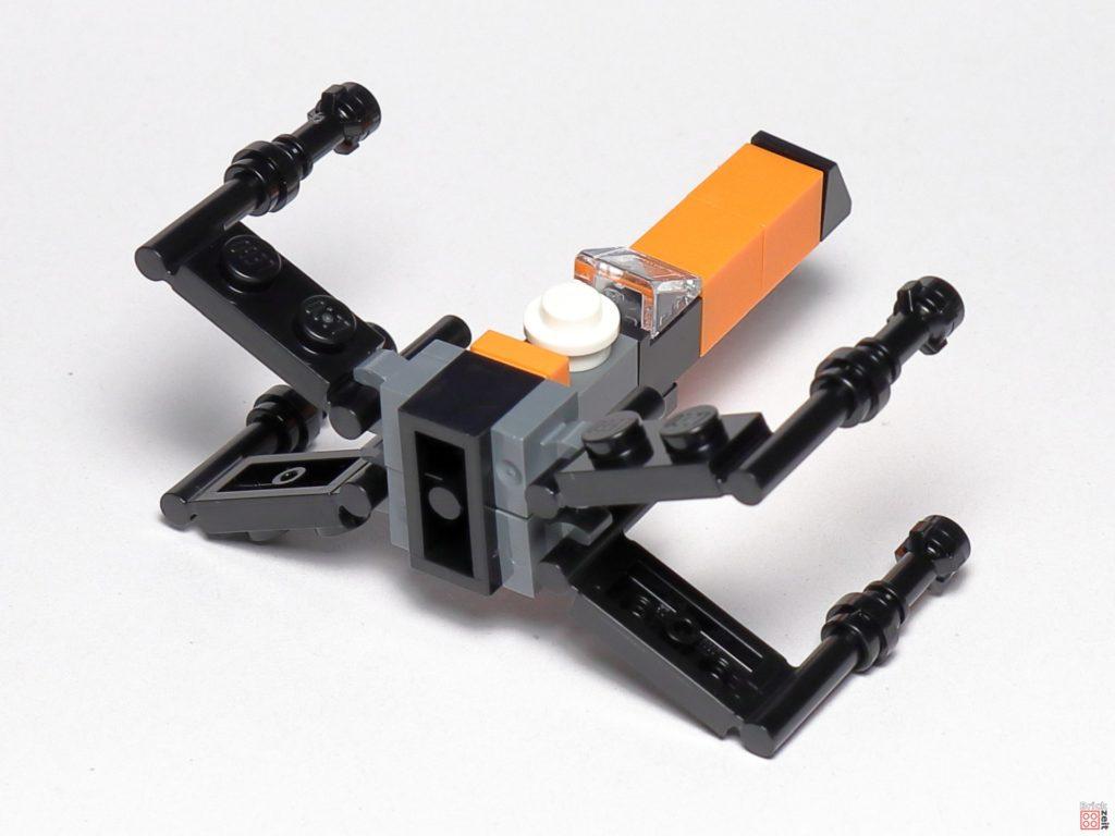 LEGO 75245 - Poe Damerons X-Wing, Rückseite | ©2019 Brickzeit