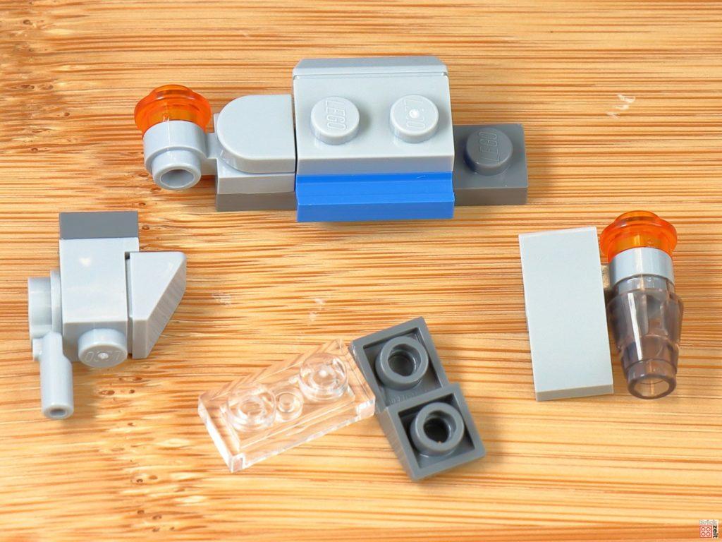 LEGO 75245 - Widerstands-Transporter in Teilen | ©2019 Brickzeit